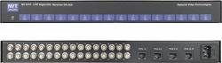 16-канальный активный видео приемник, усилитель-распределитель NVT NV-1672