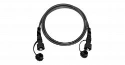 Коммутационный шнур NIKOMAX NMC-PC4UE55B-020-IS-BK