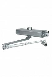 GF-603 серебро Доводчик дверной