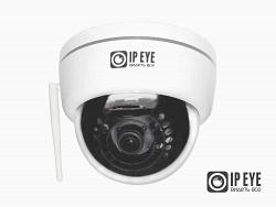 Купольная Wi-fi IP видеокамера Рыбий глаз IPEYE D5-SNRW-fisheye-01
