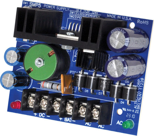 Зарядное устройство для электропитания SMP5 Altronix