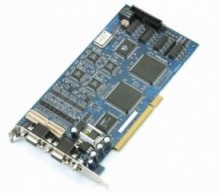 Плата видеоввода Smartec NetHybrid AVC24/400/xIP/3