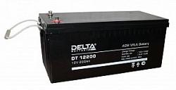 Аккумулятор 12 В, 200 Ач DT 12200 Delta
