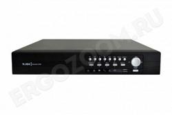 16-канальный IP видеорегистратор ERGO ZOOM ERG-NVR5016N