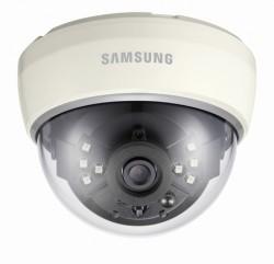 Цветная купольная видеокамера Samsung SCD-2042RP