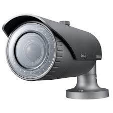 Цветная уличная сетевая видеокамера Samsung SNO-7084RP