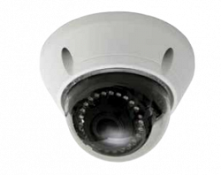Купольная видеокамера Hitron HDGI-N11DPV2S22