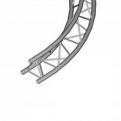 Металлическая конструкция Dura Truss DT 33 Circle 5m 8 parts