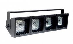 4-х секционный светильник IMLIGHT FLOOD STAGE 1000-4A