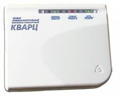 Прибор приемно-контрольный охранно-пожарный      Сибирский Арсенал    Кварц, вариант 2