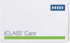 Smart-карта HID iCLASS + Proximity iC2023