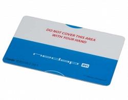 Гибридная УВЧ-метка Nedap Combi Card UHF – EM4200