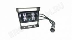 Уличная автомобильная AHD видеокамера ERGO ZOOM ERG-AC233C1
