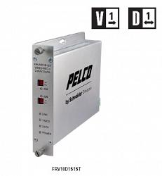 Волоконно-оптический передатчик Pelco FRV10D1M1ST