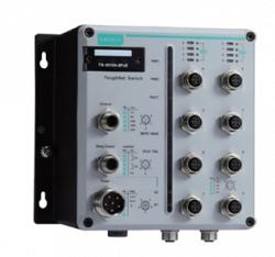 Управляемый коммутатор MOXA TN-5510A-8PoE-2GTXBP-WV-CT-T