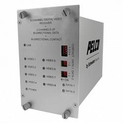 Мультиплексор PELCO FRV80D2S1ST