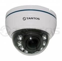 Купольная AHD видеокамера Tantos TSc-Di960pAHDf (3.6)