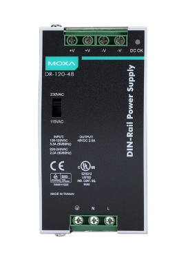 Блок питания MOXA DR-120-48