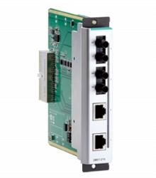 Интерфейсный модуль MOXA CM-600-2MST/2TX