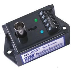 Одноканальный активный видео передатчик NVT NV-653T