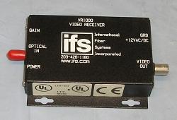 Приёмник видеосигнала IFS VR1000