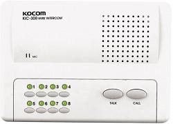 KIC-308 KOCOM. Интерком-станция на 8 абонентов