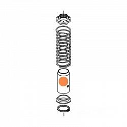 Трубка защитная для пружины L.115