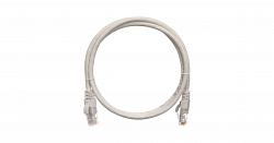 Коммутационный шнур NIKOMAX NMC-PC4UD55B-010-GY