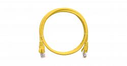 Коммутационный шнур NIKOMAX NMC-PC4UD55B-005-C-YL