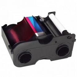 YMCKO: Полноцветная лента для принтеров Fargo серии DTC300/C30/C30e - 44270