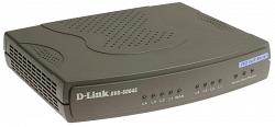 D-link     DVG-6004S обеспечивает подключение IP-сети