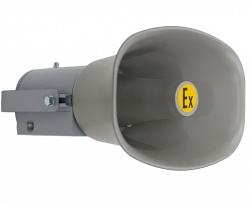 Оповещатель пожарный речевой взрывозащищенный ГВР-Exd-10-Прометей