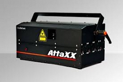 Лазерная система Medialas AttaXX 8000 RGB
