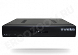 32-канальный IP видеорегистратор ERGO ZOOM ERG-NVR5032N