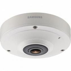 Цветная антивандальная сетевая видеокамера Samsung SNF-8010VP