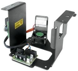 Адаптер для монтажа камер Panasonic в кожух DBH24 -   Videotec   ODBH24H150
