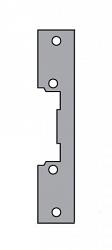 Планка F 02 Grey