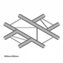Металлическая конструкция Dura Truss DT 22 C41V-X   X-joint