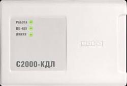 Контроллер двухпроводной линии Болид С2000-КДЛ-2И