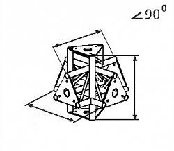 Стыковочный узел IMLIGHT T40/31-61