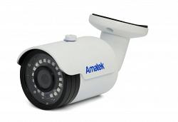 Уличная мультиформатная видеокамера Amatek AC-HS203S