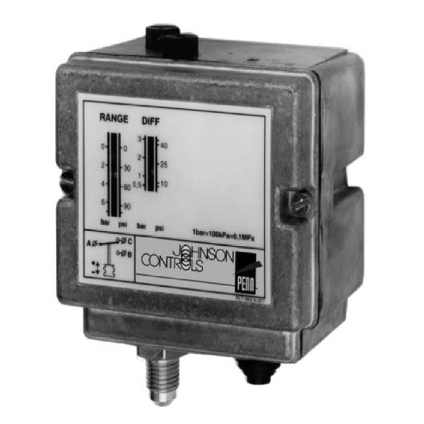 Johnson Controls P77BES-9350