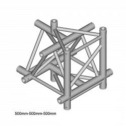 Металлическая конструкция Dura Truss DT 43 T51-TUD T-joint + up +