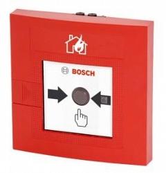 Неадресный ручной пожарный извещатель BOSCH FMC-120-DKM-H-R