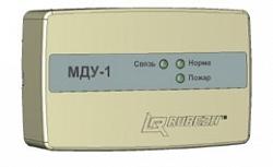 Модуль управления клапаном дымоудаления  Рубеж МДУ-1 исп. 2