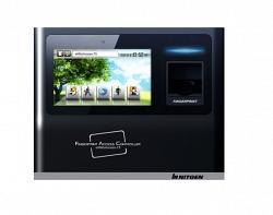 Биометрический контроллер с считывателем отпечатка пальцев Nitgen eNBioAccess-T5 (SW300-R(EM))