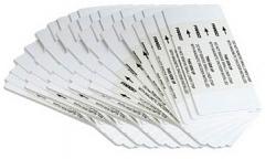 Чистящие двухсторонние карты - 50 штук Fargo 86131