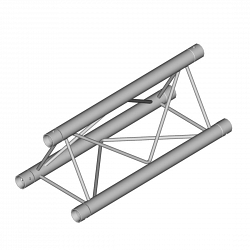 Металлическая конструкция Dura Truss DT 23-250 straight
