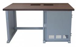 Стол с интегрированным реком IMLIGHT P-TL1L-14U-1