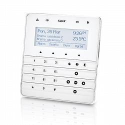 Сенсорная клавиатура Satel INT-KSG-WSW